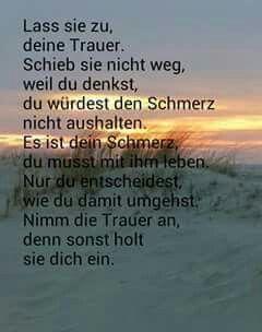 Trauer. Trauerspruch KinderLebensweisheiten ZitateTröstende ...