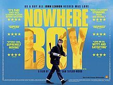 Nowhere Boy - Wikipedia, the free encyclopedia