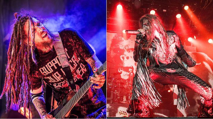 Rob Zombie, Korn Unite for Co-Headlining Summer Tour #headphones #music #headphones