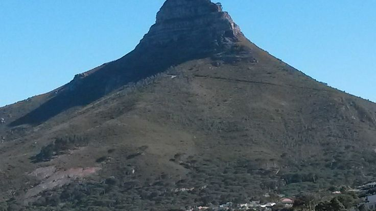 A view of Lions head