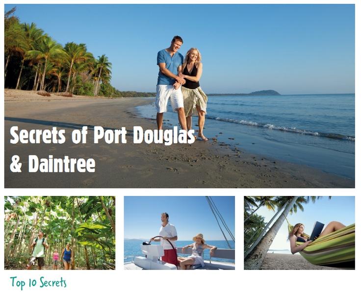 10 Things to do in Port Douglas & Daintree. http://aussieexperiences.com/top-10-secrets-of-port-douglas-daintree/#