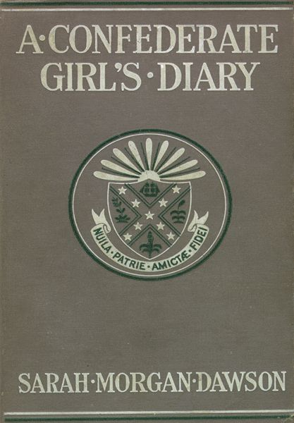 Link to an online version of a very interesting civil war diary!