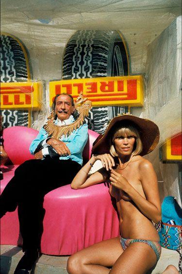 The Bazaar World of Dalí - Amanda Lear