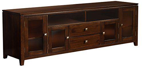 Simpli Home Cosmopolitan Collection TV Media Stand, 72-Inch, Coffee Brown Simpli Home http://www.amazon.com/dp/B00ICISPF4/ref=cm_sw_r_pi_dp_yHyCub1EWVYRT