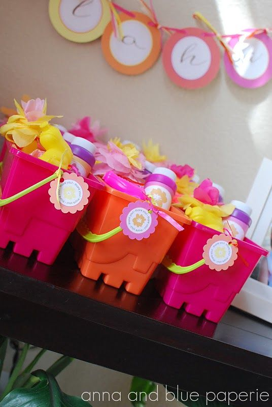 love this idea for favors