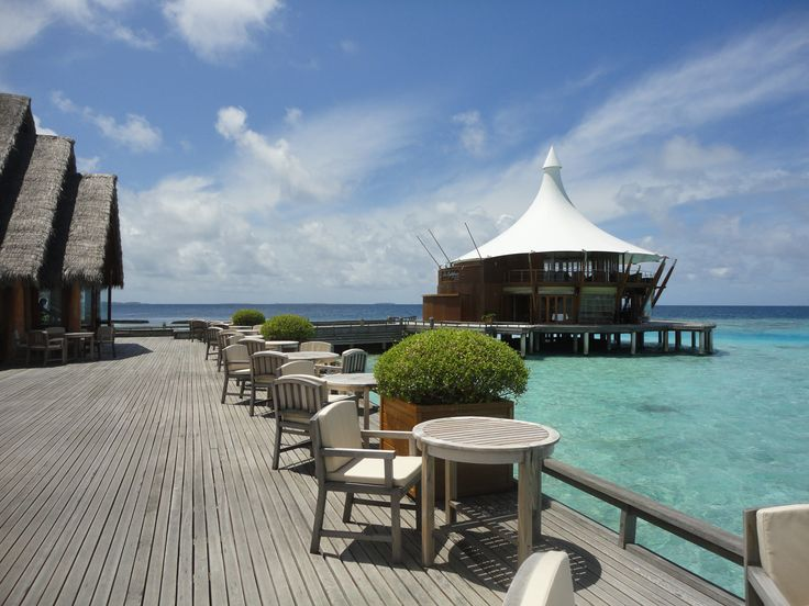 Lieblingsflecken auf den Malediven - Baros Maldives, The Lighthouse
