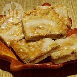 Pastelillo danés de manzana @ allrecipes.com.mx