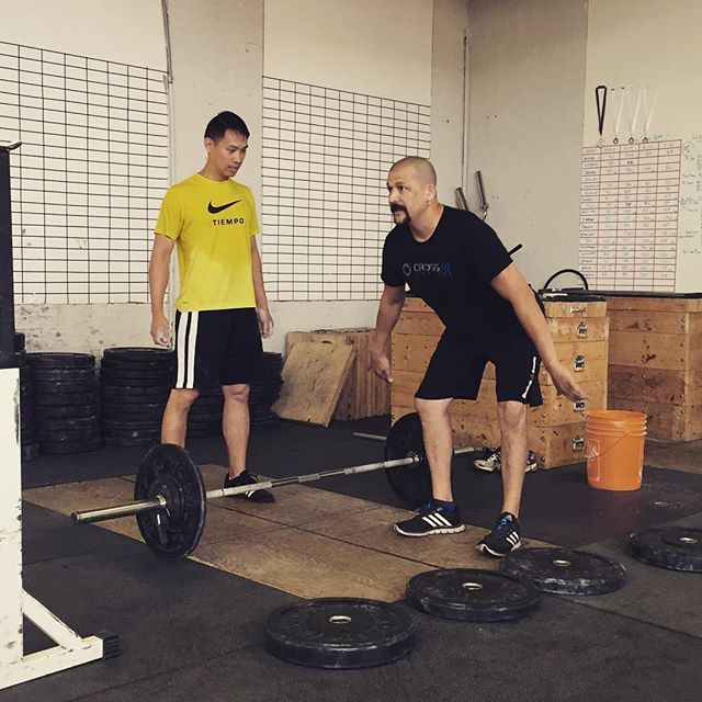 Watch & Learn  #Crossfit #CrossfitToronto #Crossfitter #CrossfitAddict #CrossfitLife #Toronto #Fitness #Workout #WOD #Strong #Strength #Conditioning #Mobility #HardWorkPaysOff #CrossfitCommunity #Lifting #Snatch #Weightlifting