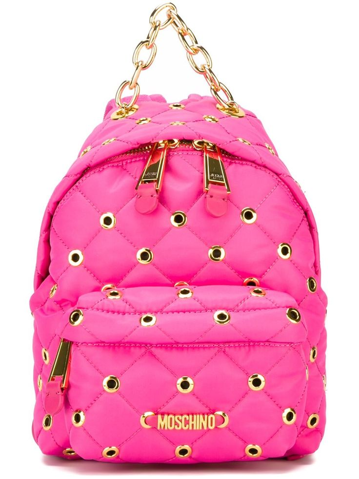 moschino rucksack mit senverzierung julian fashion women 39 s shopping and