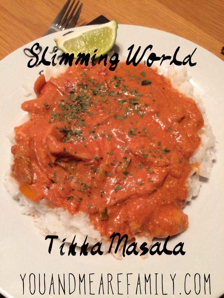 Chicken Tikka Masala, Slimming World