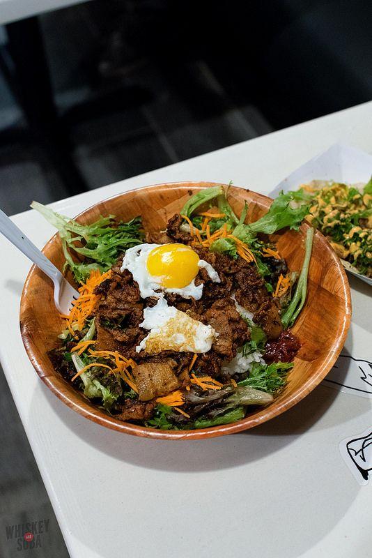 Spicy Pork Gogi Bowl