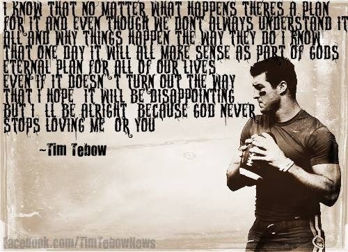 Tim Tebow Inspirational Quotes: 162 Best Tim Tebow, My Future Husband