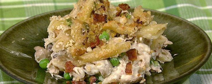 Ree Drummond's Chicken Tetrazzini Recipe | The Chew - ABC.com