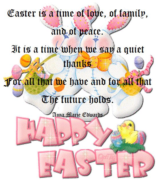 qoutes about family and easter | Spring quotes, Easter quotes