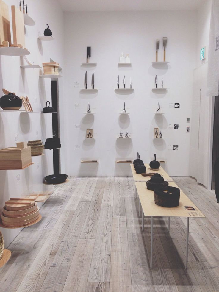 walls of essential Japanese tools.