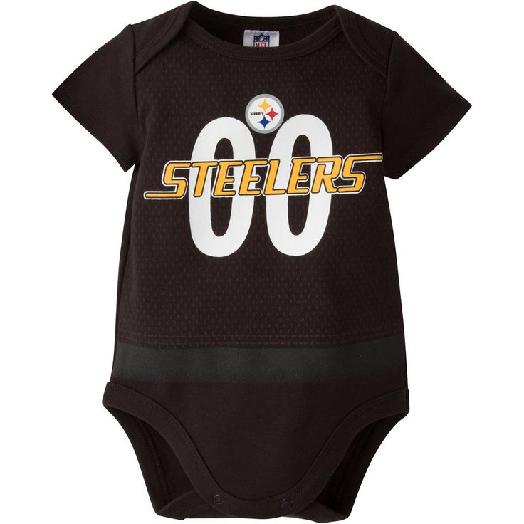 Steelers Baby Clothes 26 Best Pittsburgh Steelers Baby Images On Pinterest  Pittsburgh