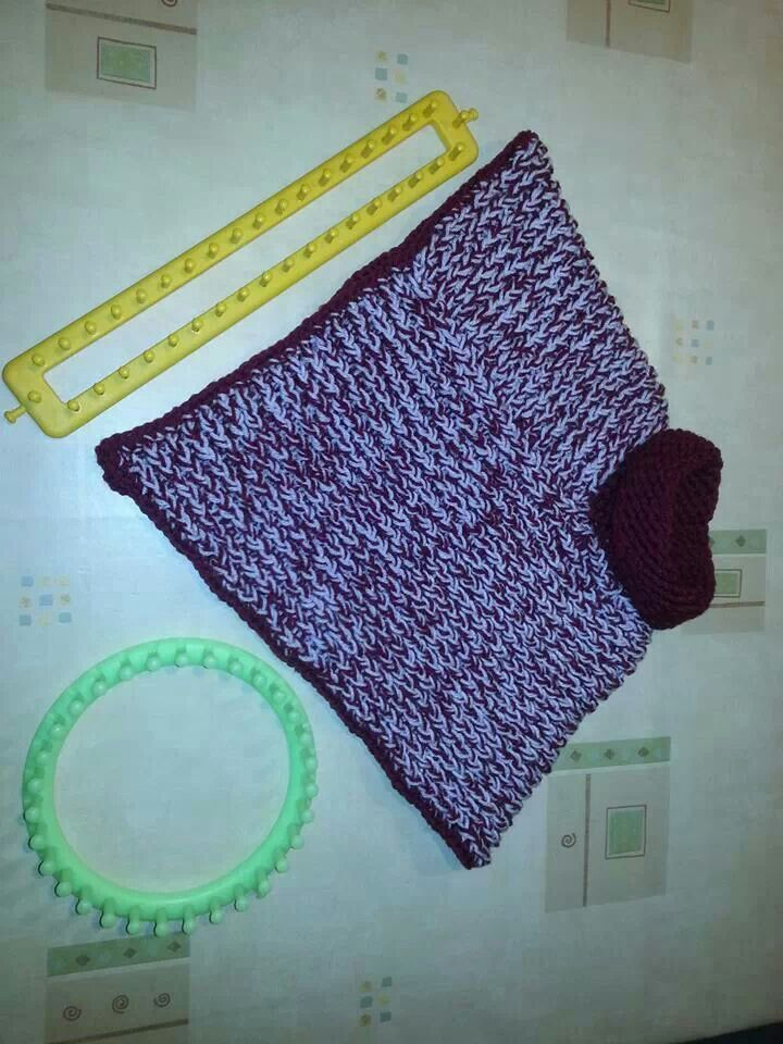 Loom Knitting Poncho : Best images about breiring on pinterest poncho