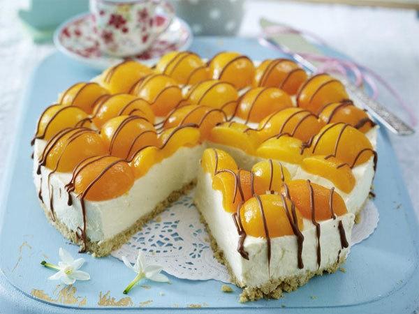 Osterkuchen für ein fröhliches Frühlingsfest - eierlikoer-cheesecake11 Rezept