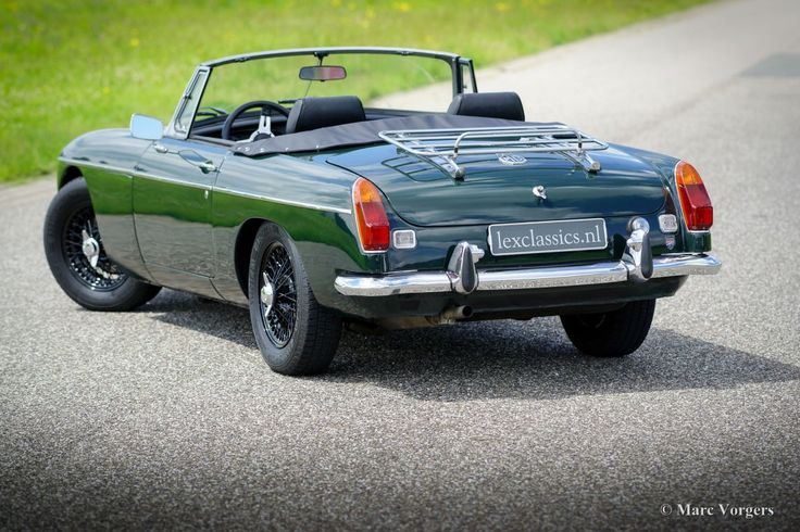 MG MGB Roadster, 1971 - Welcome to ClassiCarGarage