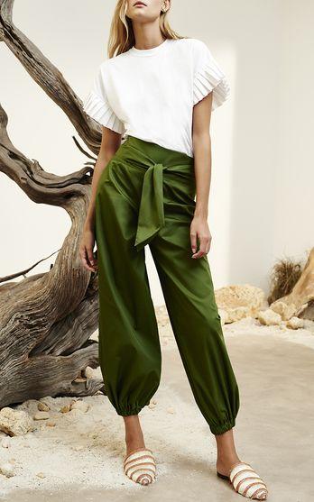 The designer: Alexis Barbara Isaias