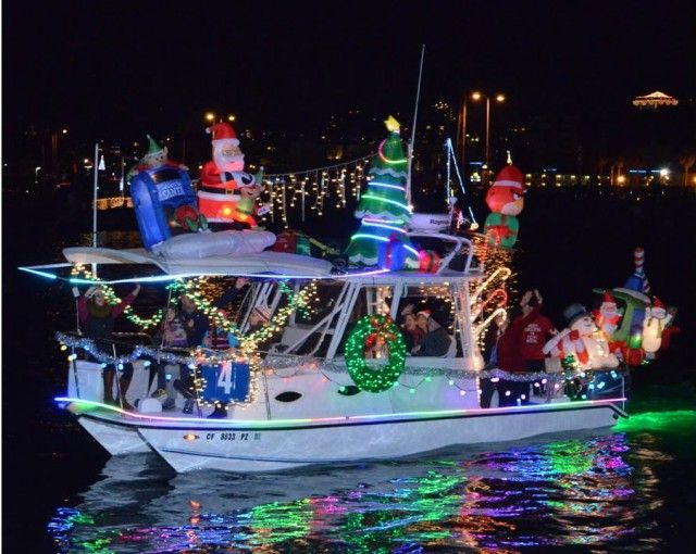 San Diego Bay Parade Of Lights Prepossessing 7 Best Fun Christmassy Things To Do In San Diego Images On Pinterest Decorating Design