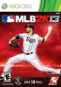 MLB 2K13 by Take 2. $59.96. Franchise - Championship teams are built in the front office, and crowned on the field.  Can you master both sides of the ball and build a dynasty?. My Player - Experience the journey from Minor Leagues to MLB stardom.  Choose your path, customize your player and work your way to the top.. And includes MLB Today, MLB Today Season, Poostseason, and Home Run Derby features.. Dynamic Tendencies - Player performance fluctuates dynamically...