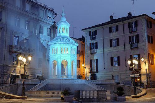Piazza della Bollente, Acqui Terme - Piedmont