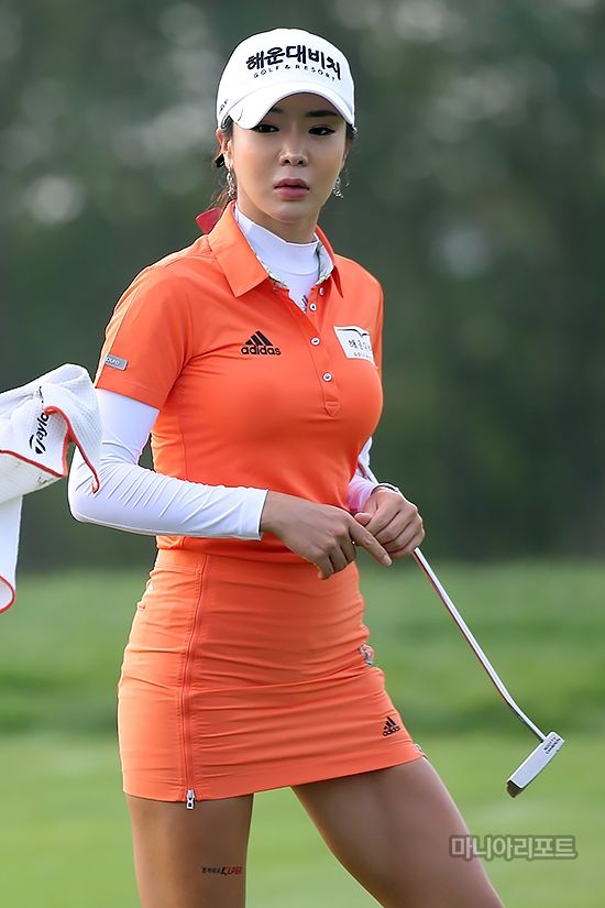 Female amateur golfer china — pic 15