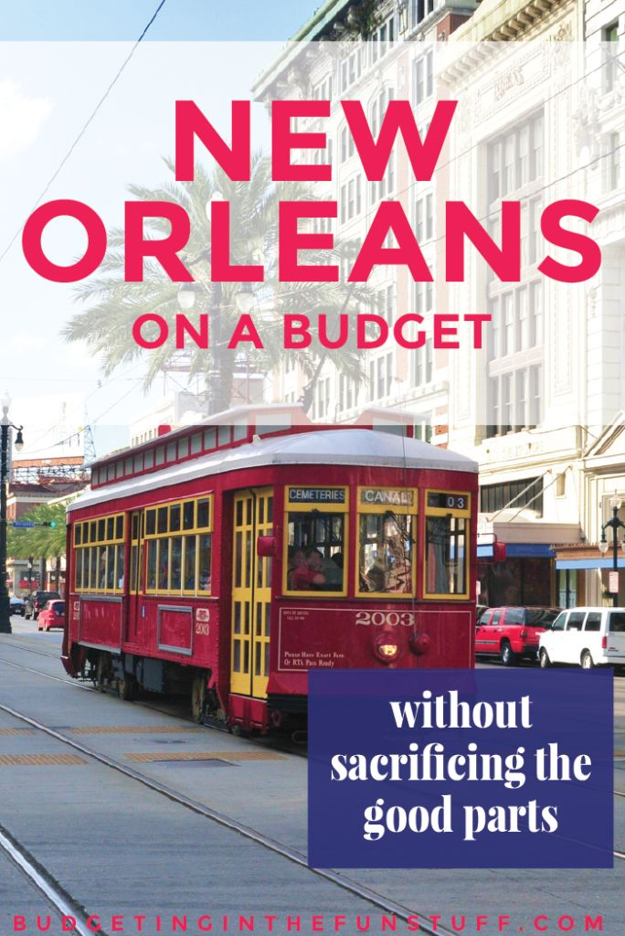 I LOVE learning budget travel hacks and tips for how to visit places on the cheap. New Orleans is on my bucket list and it's so nice to know exactly how much a trip there will cost and what I need to budget for my next vacation.