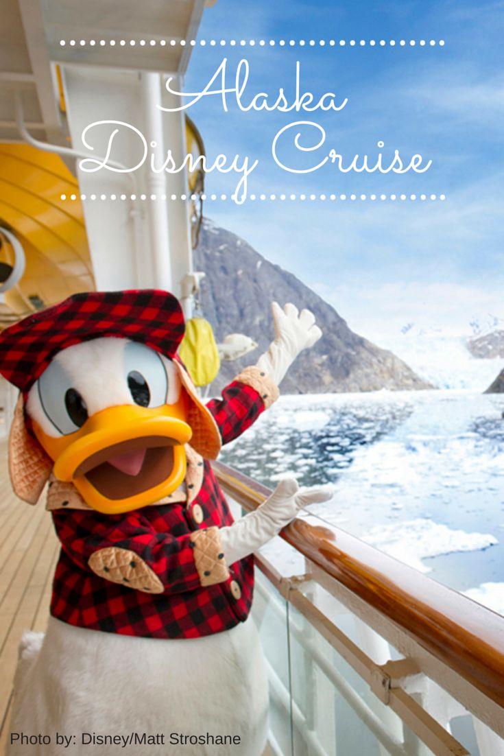 Disney Cruise to Alaska