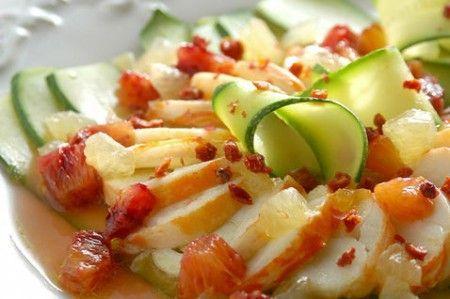 aragosta agrumi ricetta afrodisiaca