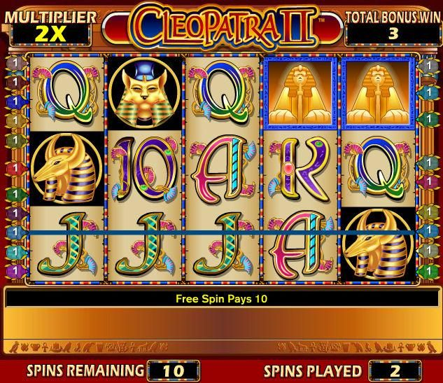 The #slot of this week is Cleopatra.  Make a deposit (min. €20) today and receive 20 FS tomorrow!  #online #casino    http://parasino.com/en/games