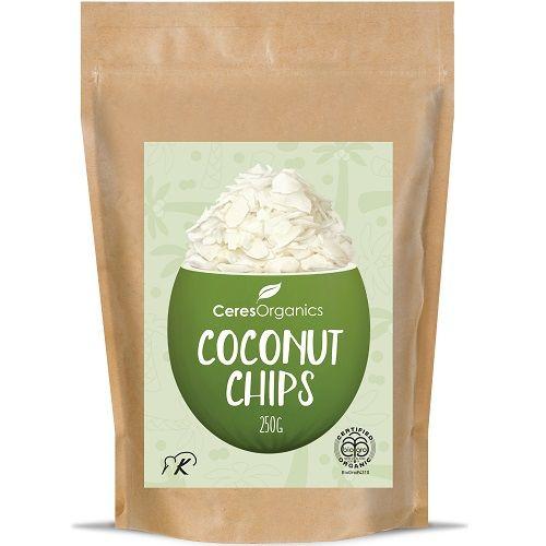 Organic Coconut Chips - Ceres - Organic Food Distributors - Ceres Organics