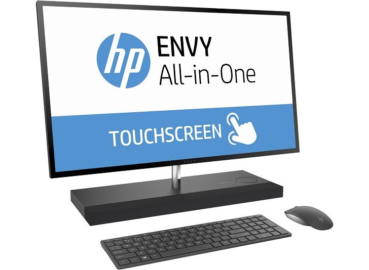 HP ENVY 27-b100nf Tactile