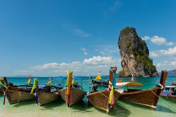Thailand - Tourism