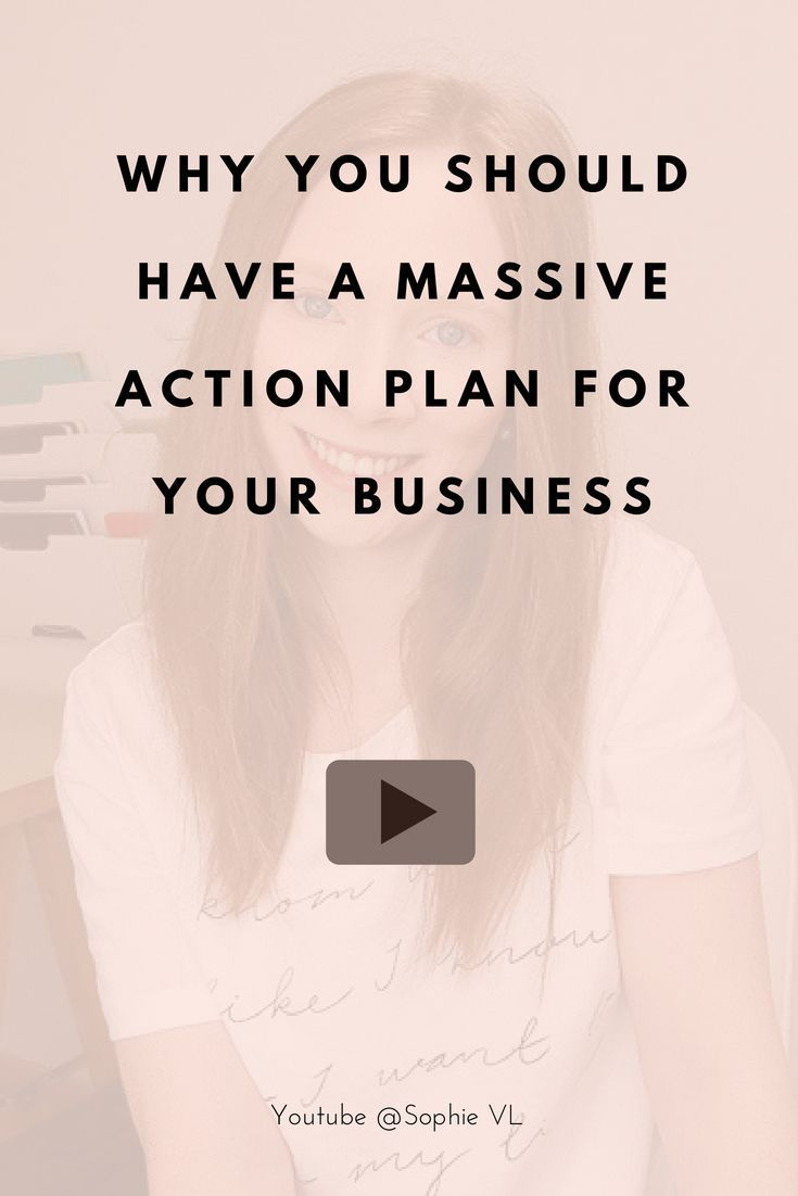 Why You Should Have A Massive Action Plan For Your Business