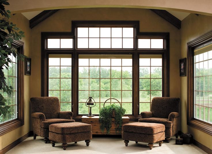 Traditional Sunroom - Designer Series® Casement Windows | Pella Photo Gallery