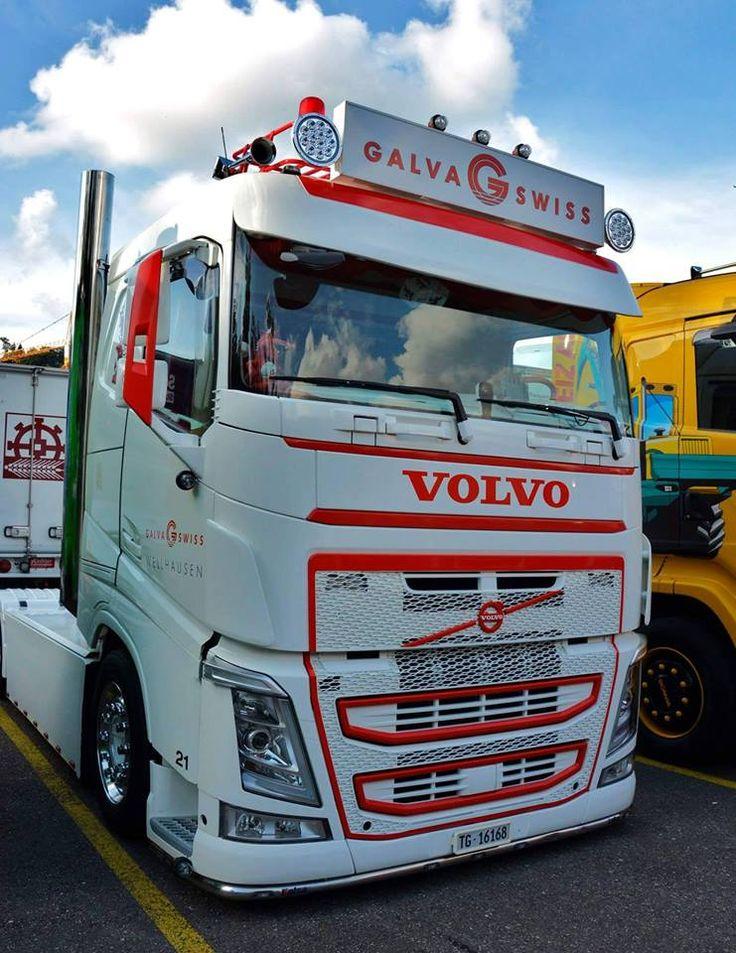 Volvo FH flatliner