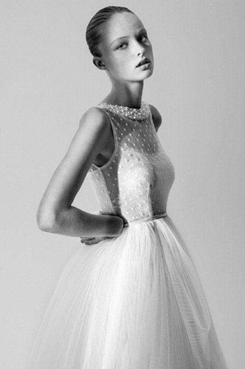 Vintage Lace Bridal Gown New York Sydney Melbourne