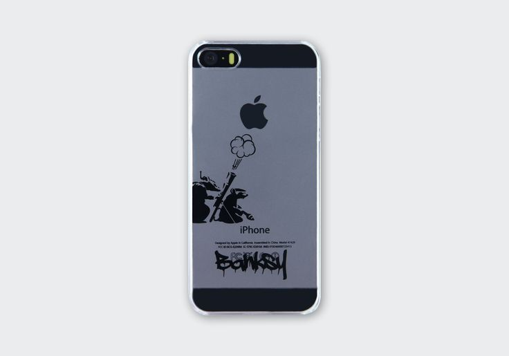 Banksy Rats Case #iPhone5 #iPhone5s