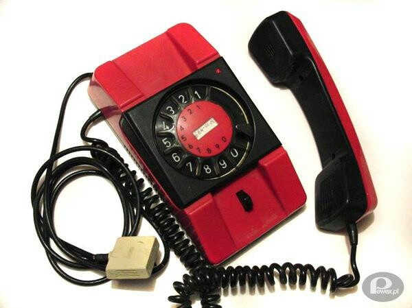 Telefon stacjonarny Bartek