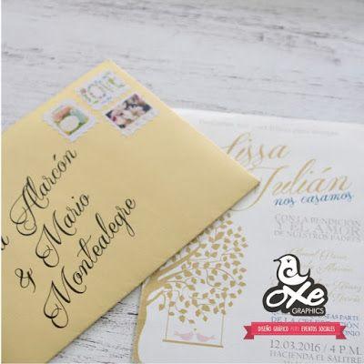 Las Tarjetas de Matrimonio que todos Desean!