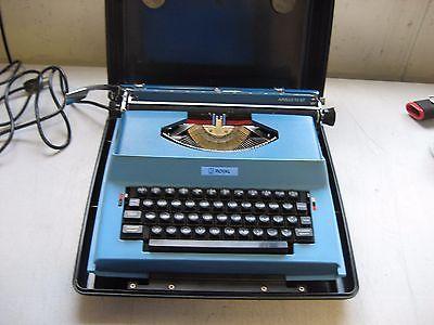 Refurbished Royal Apollo 12-GT Portable Electric Typewriter, 11 carriage,w/case