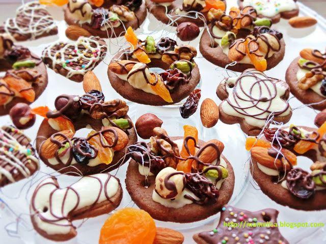 Вкусная выпечка: Рождественское печенье