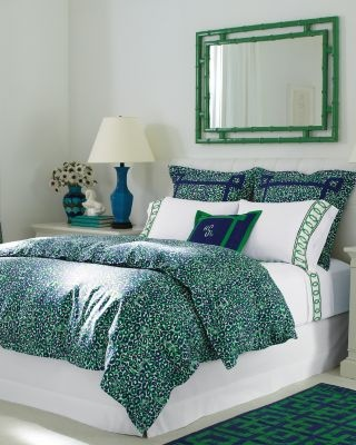 Loving our new Lilly Pulitzer® Thrill of the Chase Comforter Cover and Sham now available at @Garnet Hill!: Comforter Covers, Lilly Pulitzer, Bedrooms Sets, Blue Green, Pulitzer Thrill, Garnet Hill, Chase Comforter, Master Bedrooms, Bedrooms Ideas