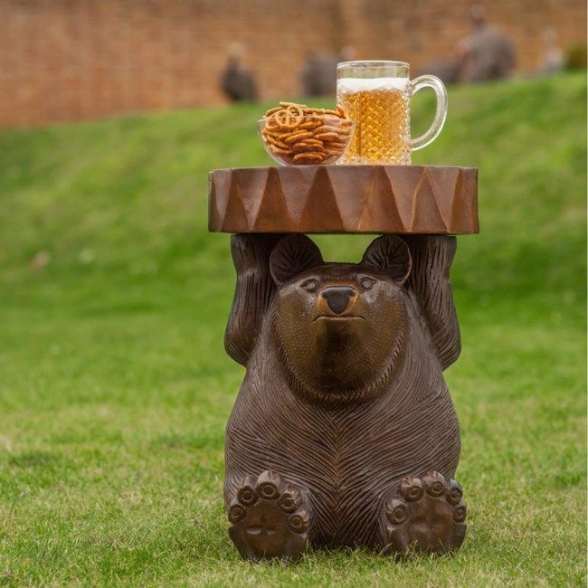 Beer and pretzels not included!