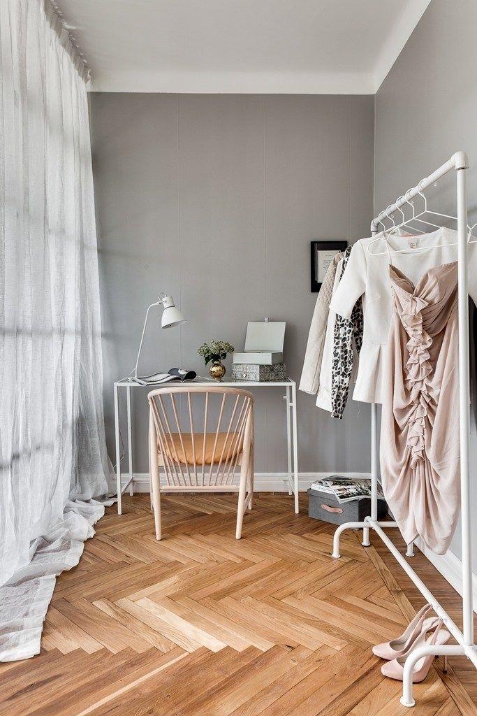 Workspace Meets Closet   Coco Lapine Design
