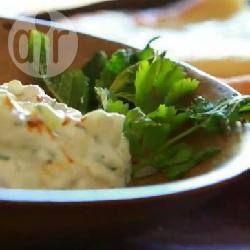 Raita met komkommer en munt @ allrecipes.nl
