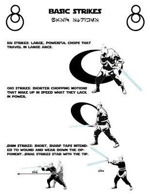 21 best Jedi/Sith Combat Styles images on Pinterest | Starwars ...