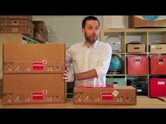 Reinventore: laboratori portatili per esperimenti scientifici